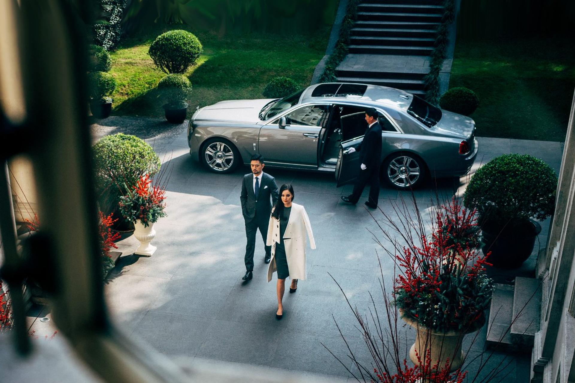 Rolls Royce Hire Manchester- Rolls-Royce Wedding Car Hire