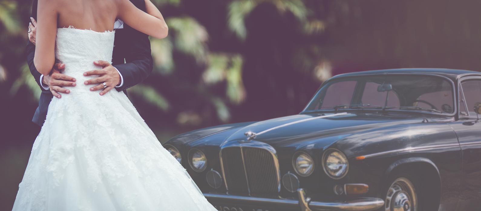 White Wedding Car Hire Birmingham - Rolls Royce Wedding Car Birmingham